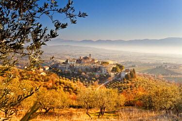 ITA1180AW Italy, Umbria, Perugia district, Giano dell'Umbria.