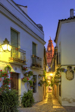 ES05755 Spain, Andalucia, Cordoba, Mezquita Catedral (Mosque - Cathedral) (UNESCO Site)