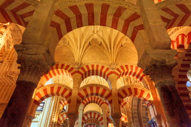 ES05758 Spain, Andalucia, Cordoba, Mezquita Catedral (Mosque - Cathedral) (UNESCO Site)
