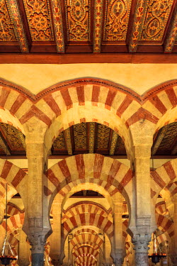 ES05760 Spain, Andalucia, Cordoba, Mezquita Catedral (Mosque - Cathedral) (UNESCO Site)