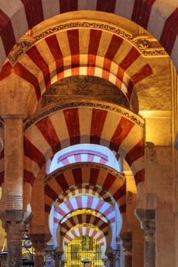 ES05765 Spain, Andalucia, Cordoba, Mezquita Catedral (Mosque - Cathedral) (UNESCO Site)