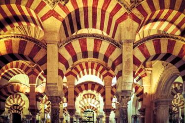 ES05766 Spain, Andalucia, Cordoba, Mezquita Catedral (Mosque - Cathedral) (UNESCO Site)