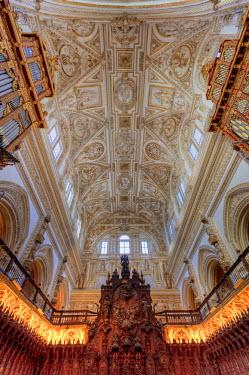 ES05768 Spain, Andalucia, Cordoba, Mezquita Catedral (Mosque - Cathedral) (UNESCO Site)