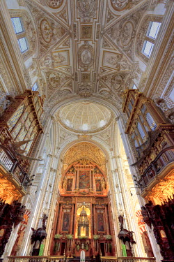 ES05770 Spain, Andalucia, Cordoba, Mezquita Catedral (Mosque - Cathedral) (UNESCO Site)