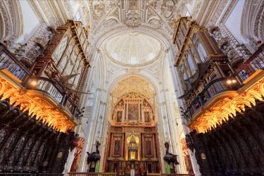 ES05771 Spain, Andalucia, Cordoba, Mezquita Catedral (Mosque - Cathedral) (UNESCO Site)