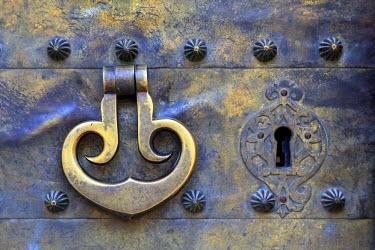 ES05773 Spain, Andalucia, Cordoba, Mezquita Catedral (Mosque - Cathedral) (UNESCO Site), door detail