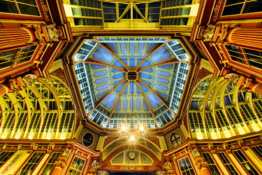 ENG10431AW Europe, England, London, Leadenhall Market
