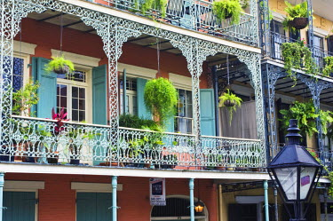 US19_RTI0002 USA, Louisiana, New Orleans, French Quarter