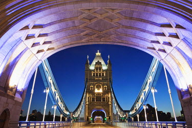 TPX32070 England, London, Southwark, Tower Bridge