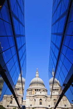 TPX32125 England, London, The City, St Pauls Cathedral