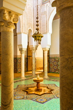MC02641 Moulay Ismal Mousoleum, Medina, Meknes, Morocco