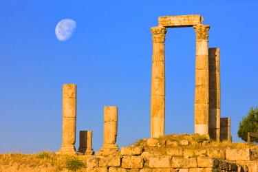AS16KSU0025 Hercules Temple, Jabal Al-Qal'a, Amman, Jordan