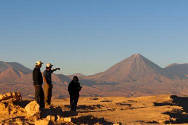 SA05SPI0130 Licancabur Volcano, Atacama Desert, Chile.