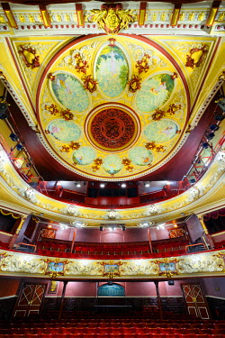 ENG10574AW England, West Yorkshire, Wakefield, Theatre Royal