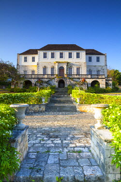 JM02183 Great Rose Hall, St. James Parish, Jamaica, Caribbean