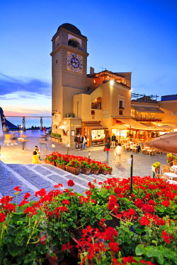 ITA1465AW Italy, Campania, Napoli district, Capri.