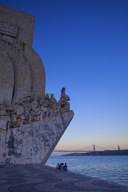 PT01256 Monument to the Discoveries, Belem, Portugal