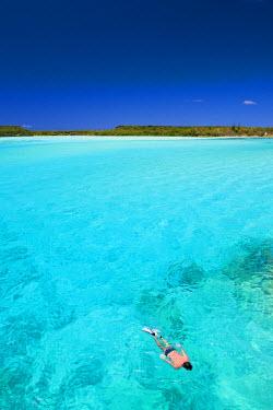 HMS360412 New Caledonia, Loyalty Islands, Ouvea Island, Mouli peninsula, observation Seabed