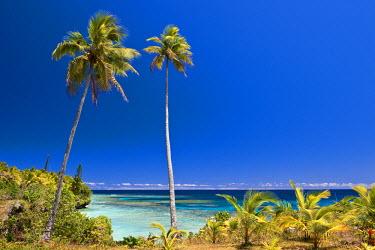 HMS355757 New Caledonia, Loyalty islands, Mare island, Niri Bay