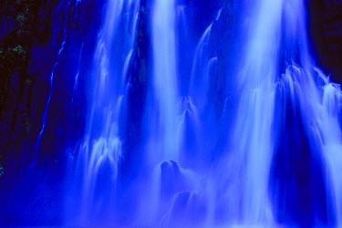 HMS147442 Reunion island (French Overseas Territory), a waterfall called Niagara in Sainte-Suzanne