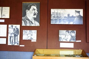 GG01077 Museum of Joseph Stalin, Gori, Shida Kartli, Georgia