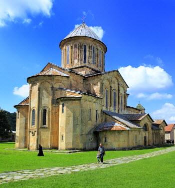 GG01099 Church of Nativity of Holy Virgin (12th century), Gelati Monastery, Kutaisi, Georgia