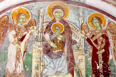 GG01101 Church of Nativity of Holy Virgin (12th century), Gelati Monastery, Kutaisi, Georgia