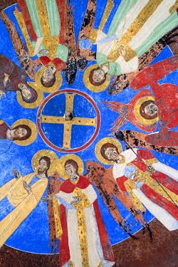 GG01102 Church of Nativity of Holy Virgin (12th century), Gelati Monastery, Kutaisi, Georgia