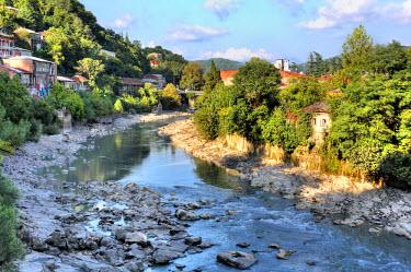 GG01108 Rioni River, Kutaisi, Imereti, Georgia