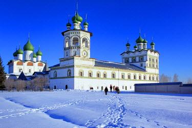 RU04505 Vyazhishchsky monastery, Novgorod region, Russia