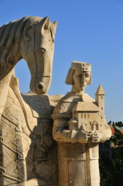 HUN1132AW The King Saint Stephen of Hungary