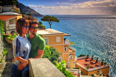 Italy, Amalfi Coast, Positano (MR)