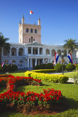 PAR0041AW Palacio de Gobierno (Government Palace), Asuncion, Paraguay