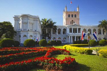 PAR0042AW Palacio de Gobierno (Government Palace), Asuncion, Paraguay