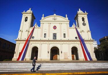 PAR0046AW Catedral Metropolitana, Asuncion, Paraguay