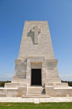 AR4628900012 Gallipoli Peninsula, Turkey. Lone Pine Memorial, Gallipoli Peninsula Historical National Park, Gallipoli Peninsula, Turkey