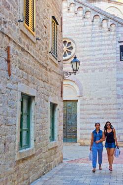 MR01132 Montenegro, Bay of Kotor, Kotor, Old Town, Stari Grad