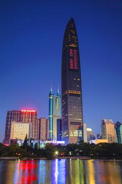 CH10084AW Kingkey 100 Finance Building, Shenzhen, Guangdong, China