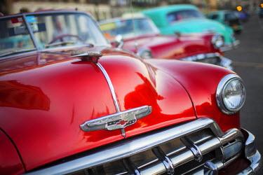 CB01470 Classic American Car (Chevrolet), Havana, Cuba