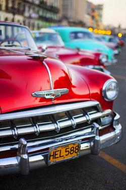 CB01471 Classic American Car, Havana, Cuba