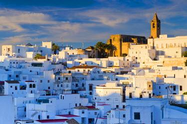 ES05855 Spain, Andalucia, Cadiz Province, Vejer de la Frontera