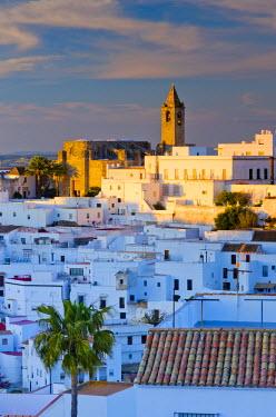 ES05856 Spain, Andalucia, Cadiz Province, Vejer de la Frontera