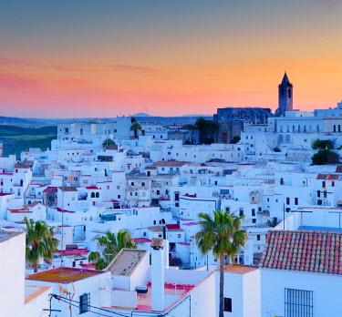ES05860 Spain, Andalucia, Cadiz Province, Vejer de la Frontera