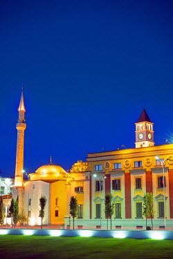 ALB0016 Europe, Albania, Tirana,