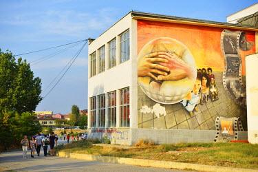 SER1042 The Balkans, Kosovo, Pristina