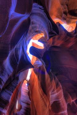 US04493 USA, Arizona, Page, Upper Antelope Canyon