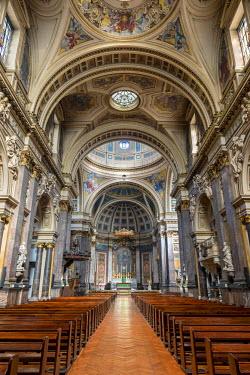 ENG10721AW Europe, England, London, Brompton Oratory
