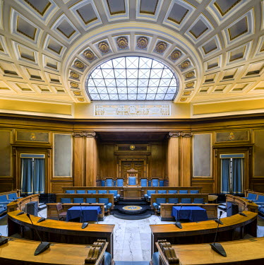 ENG10809AW Europe, England, Nottinghamshire, Nottingham, Nottingham Council House
