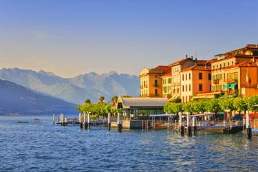 ITA1969AW Italy, Lombardy, Como district. Como Lake, Bellagio.