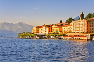 ITA1970AW Italy, Lombardy, Como district. Como Lake, Bellagio.